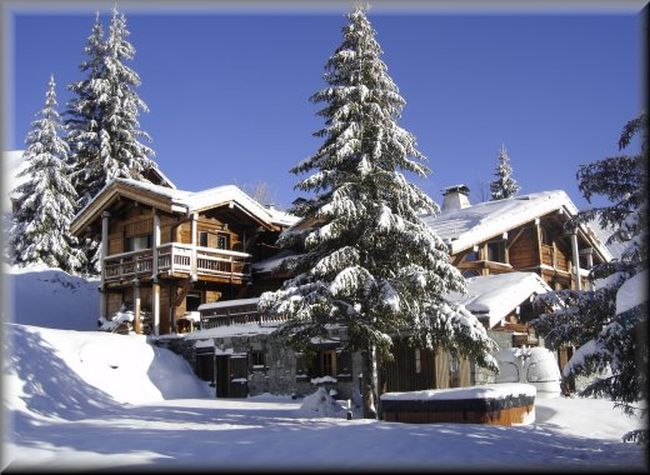 Mountain Lodge - chalet St francois longchamp