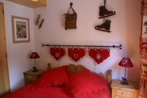 Appartement pralognan la vanoise Mme charrier