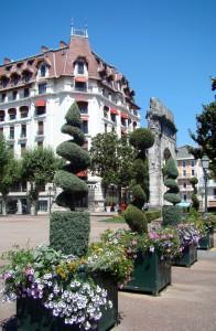 Ancien palace à Aix-les-Bains