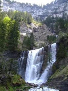 Cascade du Cirque de Saint-Même Savoie-Chartreuse