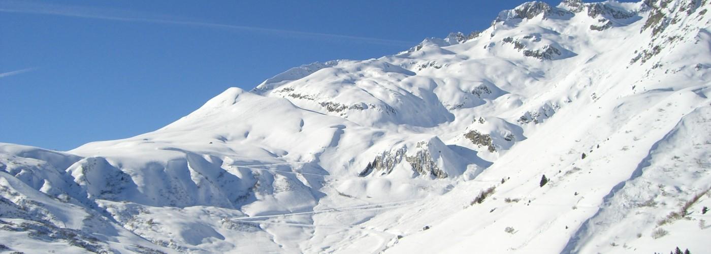 Pistes de ski de Valmorel - le Grand Domaine