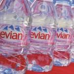 Eau minérale naturelle d'Evian