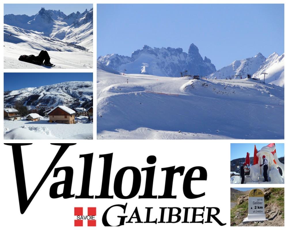 Valloire station ski Maurienne Savoie