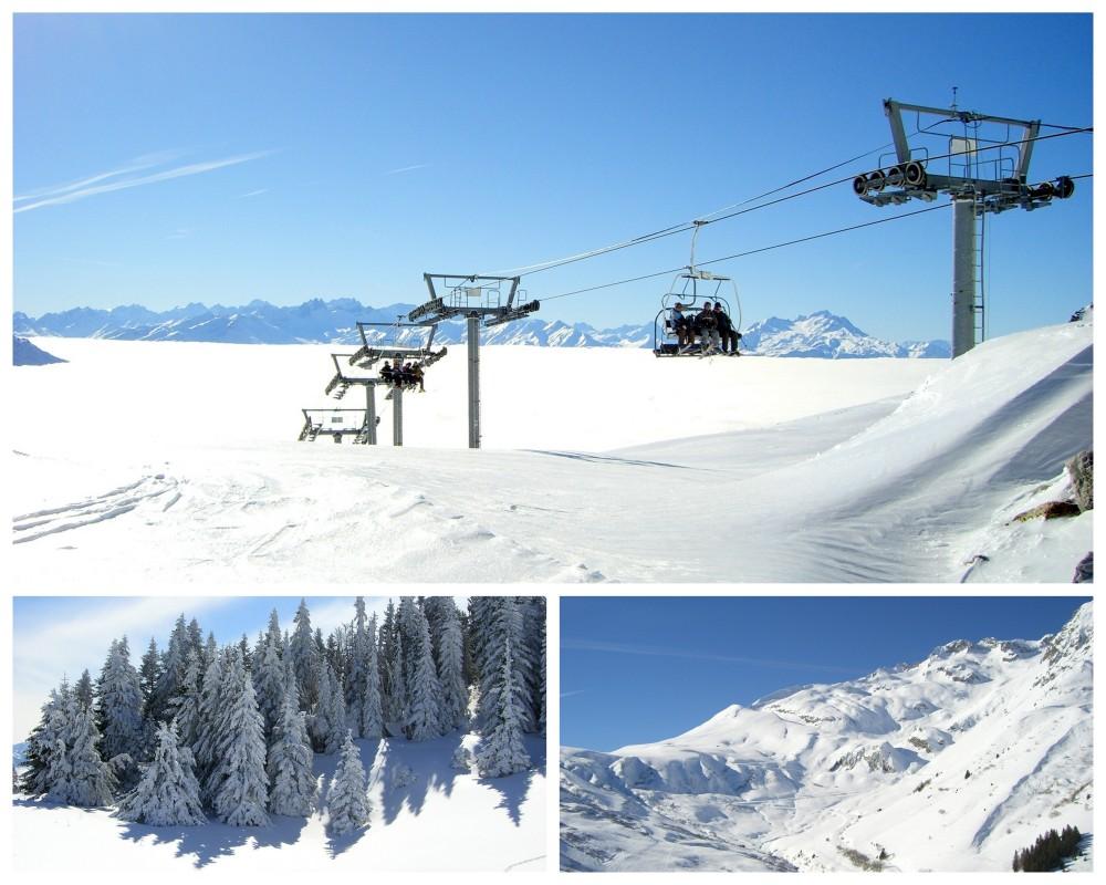 Station de ski en Savoie Valmorel